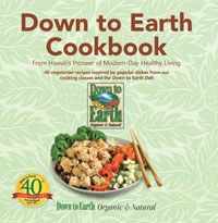 Down to Earth Cookbook Cover