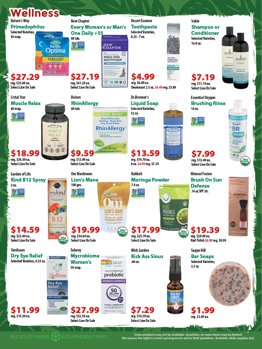 Deals Flyer - Page 5