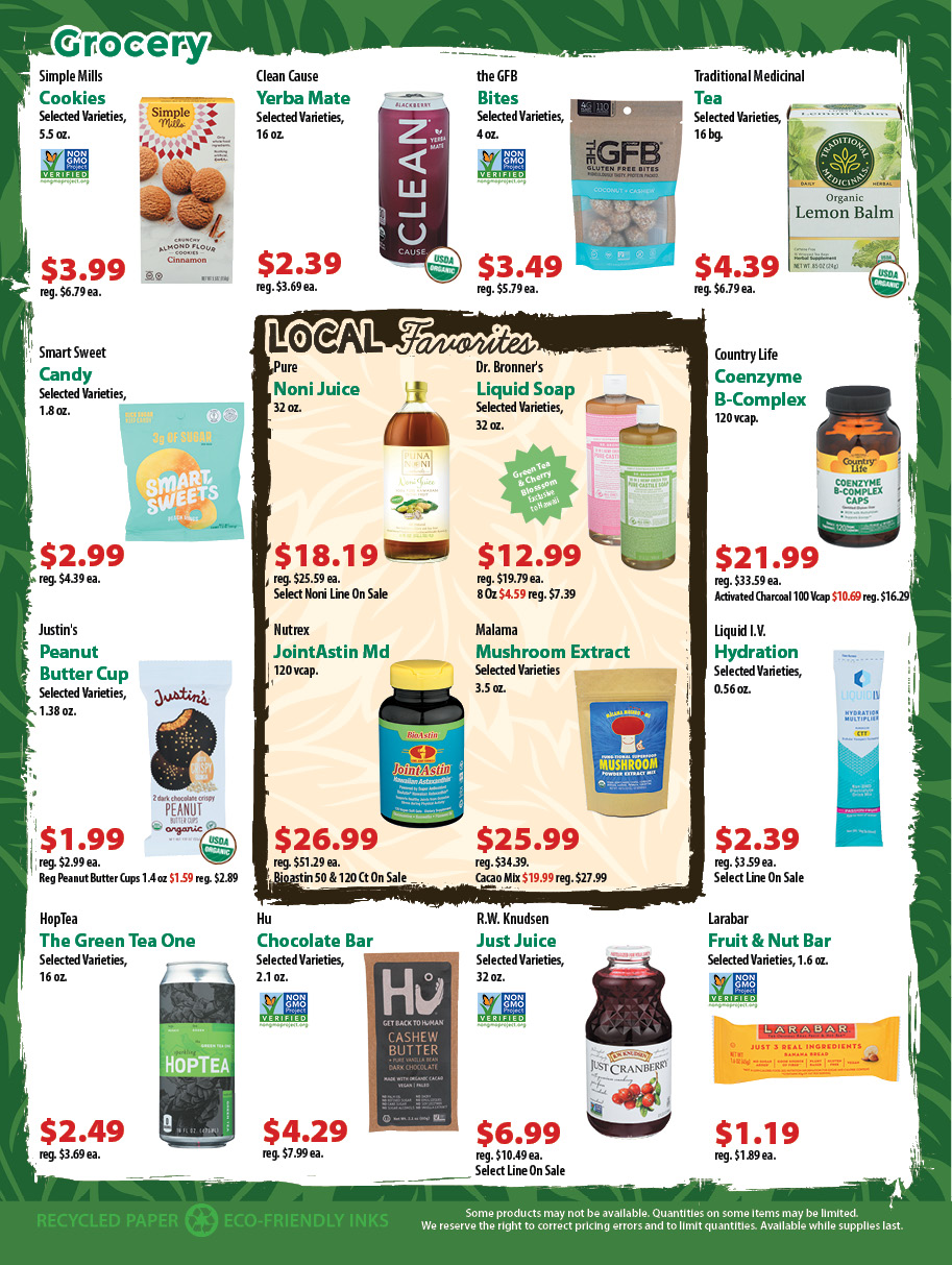 Deals Flyer - Page 4