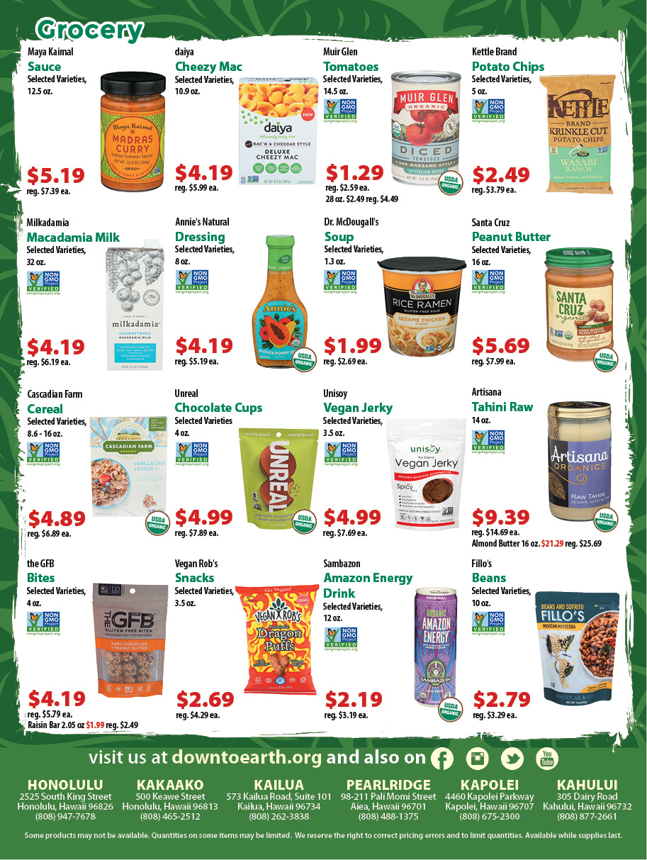 Deals Flyer - Page 6