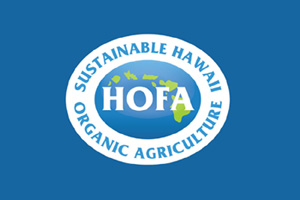 HOFA: Sustainable Hawaii Organic Agriculture