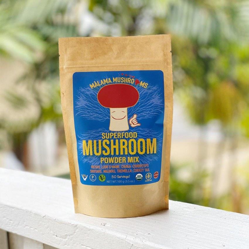 Photo: Superfood Mushroom Mix