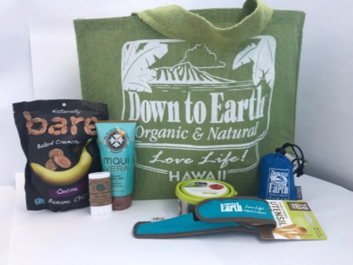 Down to Earth Gift Basket
