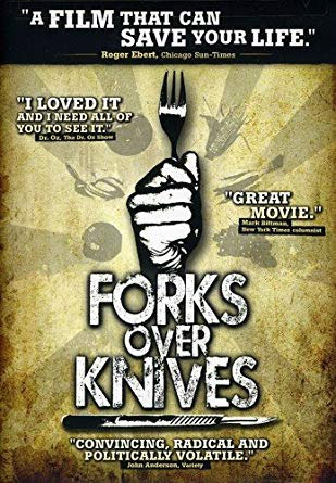 Forks and Knives Movie Poster: A Film that can Save Your Life