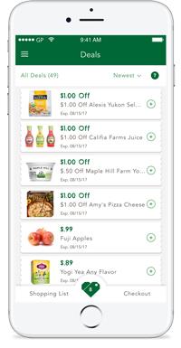 Screenshot showing DTE coupons