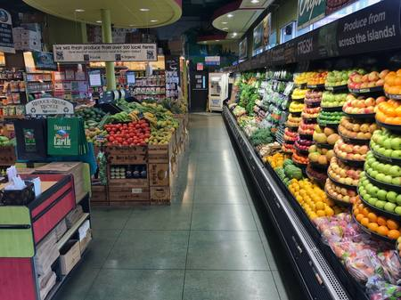 Photo: Produce Department