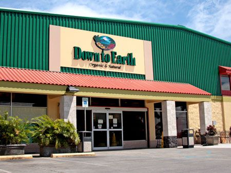 Photo: Down to Earth Kahului Storefront