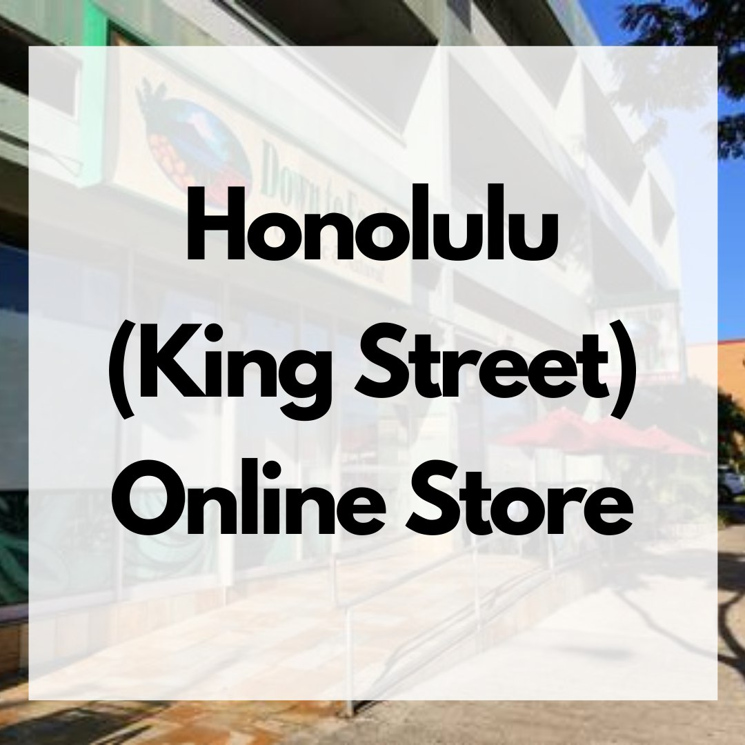 Honolulu - King Street Online Store