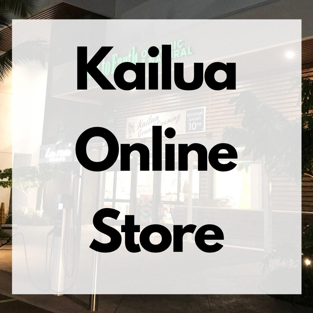 Kailua Online Store