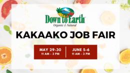 Kakaako Job Fair