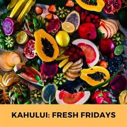 Fresh Fridays Instagram