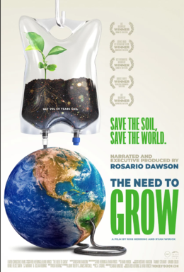 Photo: The Need to Grow Film Poster