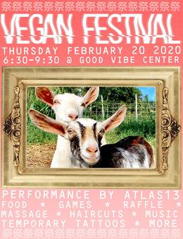 Japanese Vegan Festival - Thursday February 20th at the Good Vibe Center