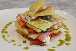 Photo: Vegetarian Lasagna
