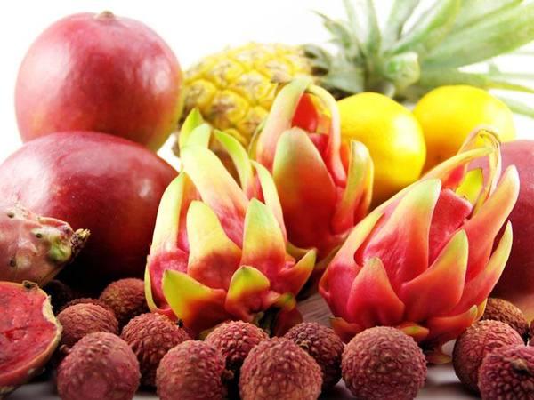 Photo: Island Fruits