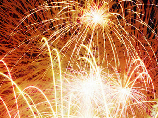 Photo: Fireworks Display