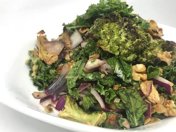 Photo: Broccoli & Kale Salad