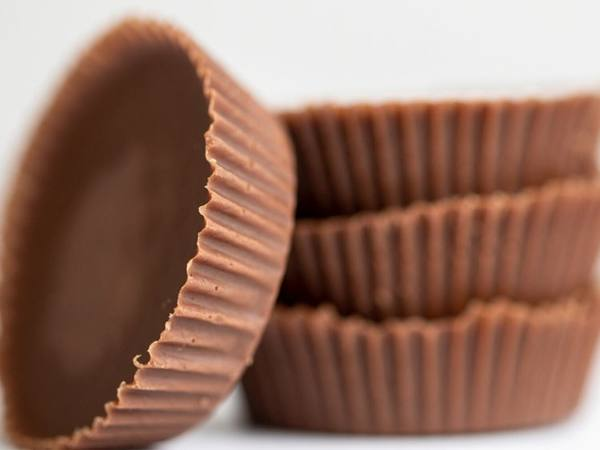 Photo: Carob Nut Butter Cup
