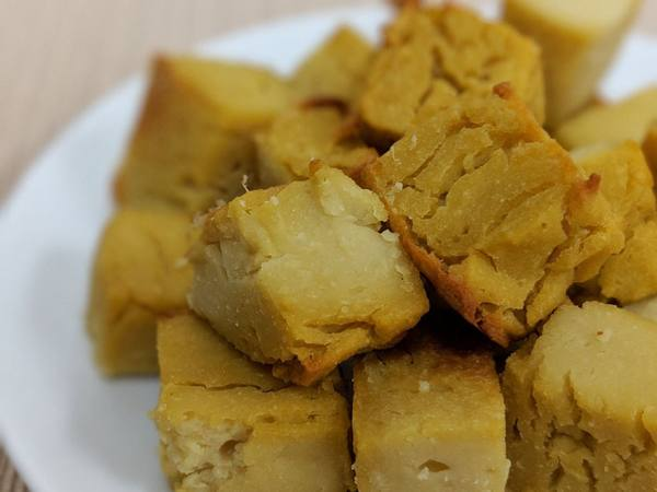 Photo: Chickpea Tofu
