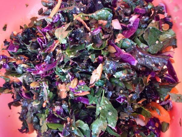 Photo: Chopped Kale Salad