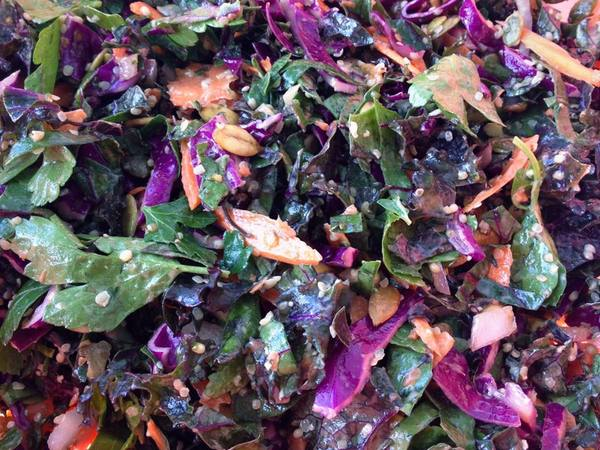 Photo: Chopped Kale Salad
