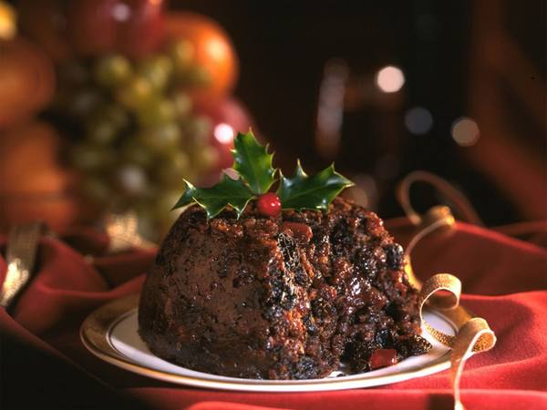 Photo: Christmas Pudding