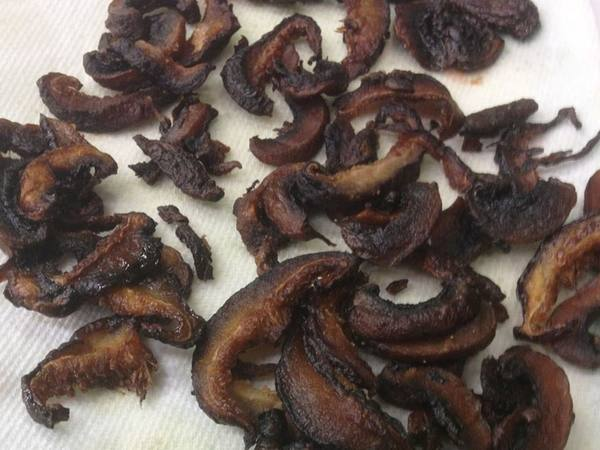 Photo: Crispy Mushrooms