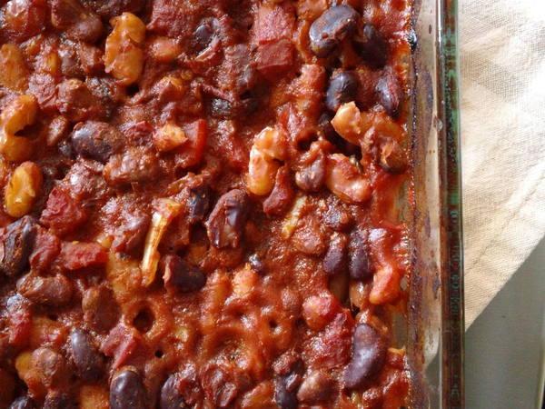 Photo: Maple Baked Beans