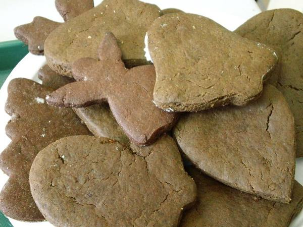 Photo: Gingerbread Cookies