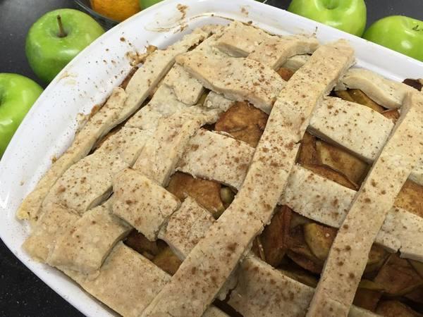 Photo: Gluten Free Apple Pie