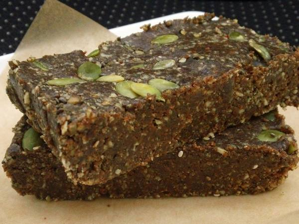 Photo: Hemp Protein Bars