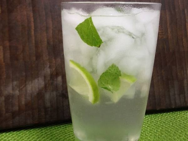 Photo: Jasmine Ginger Limeade