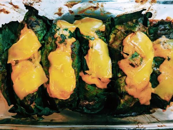 Photo: Kale Enchiladas