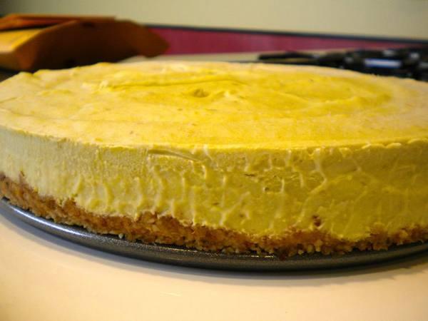 Photo: Lemon Avocado Creme Pie