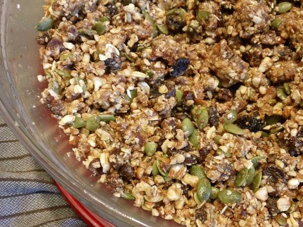 Photo: No-Bake Granola