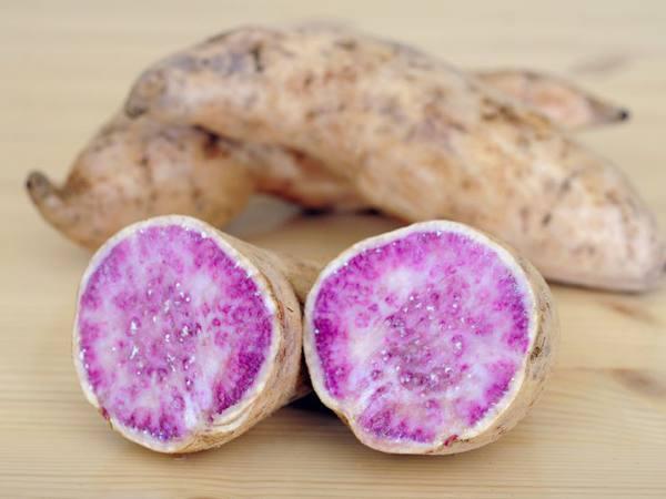 Photo: Okinawan Sweet Potato