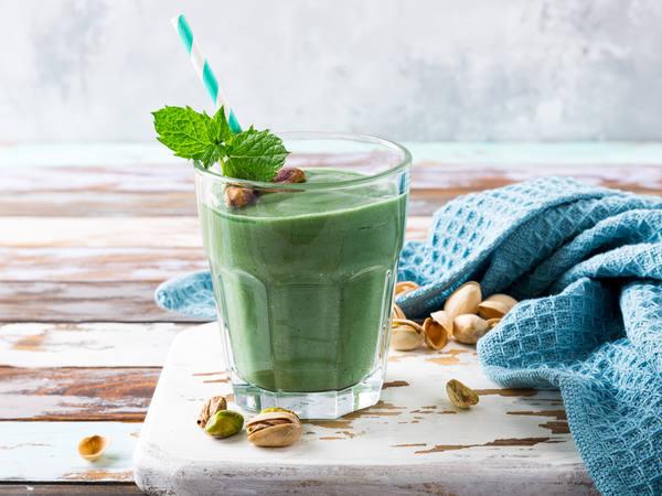 Pistachio Green Smoothie