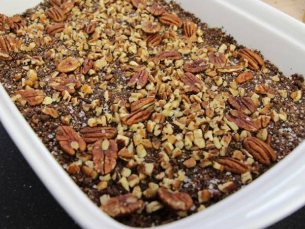 Photo: Salted Chocolate Pecan Bars