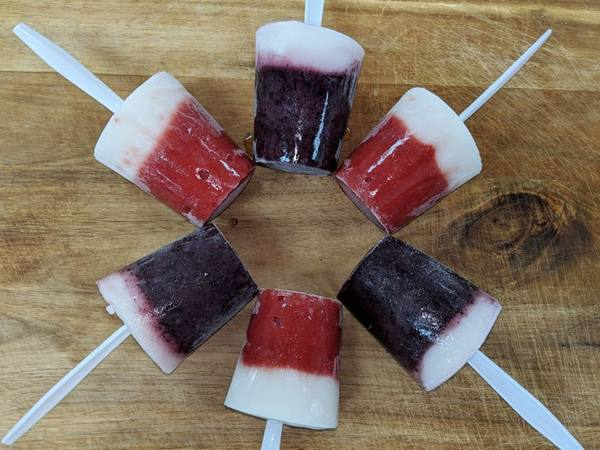 Photo: Smoothie Pops