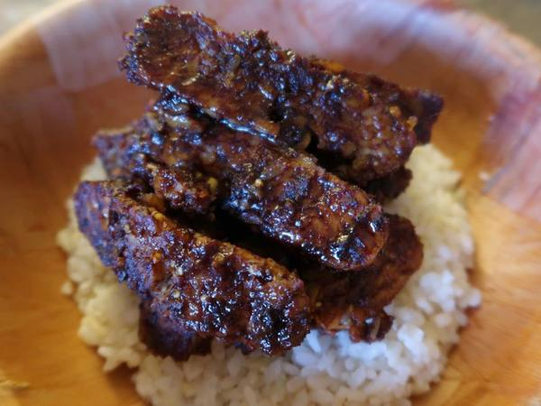 Photo: Sticky BBQ Ribs