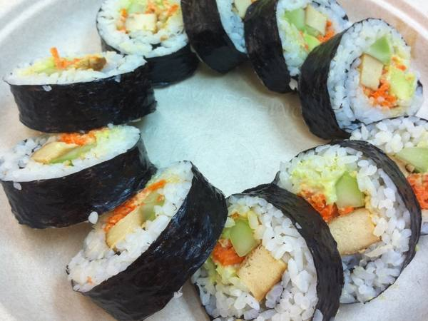 Photo: Sushi Rolls