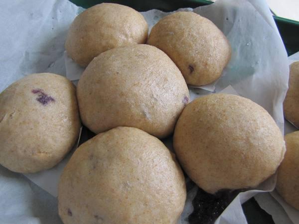 Photo: Sweet Potato Manapua