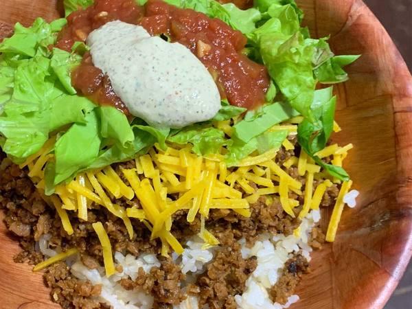 Photo: Taco Rice
