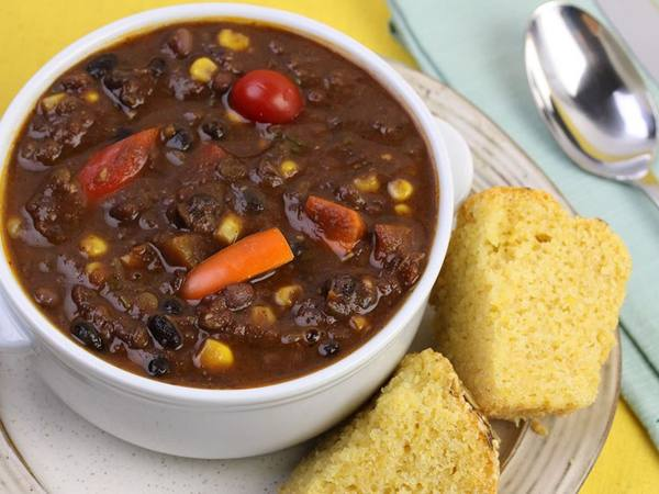 Photo: Three Bean Chili
