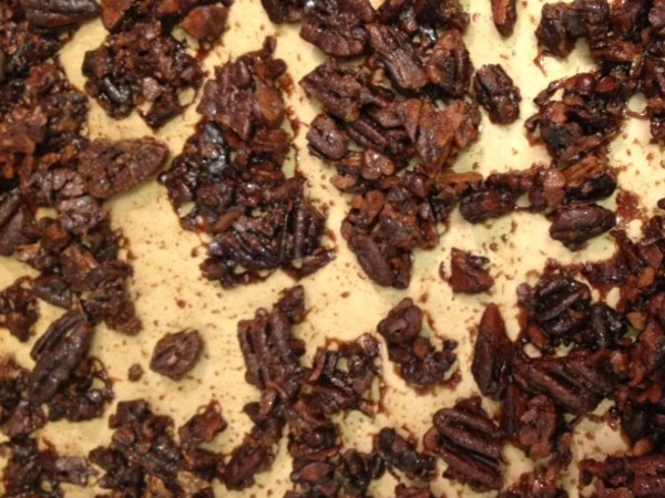 Photo: Candied Pecans