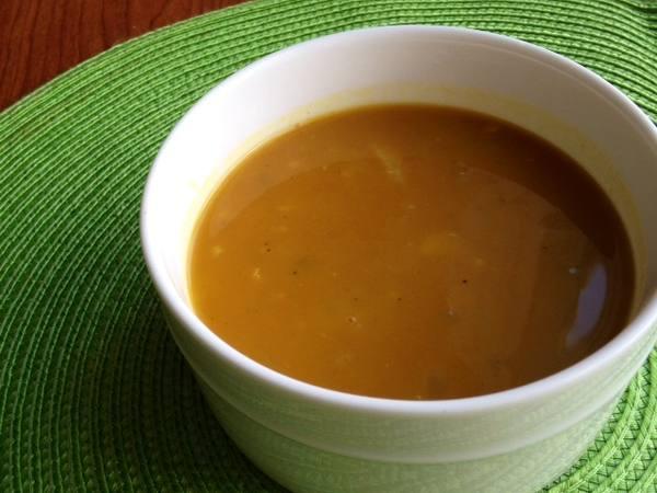 Photo: Pumpkin Soup