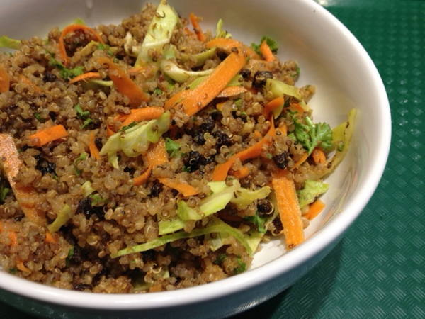 Photo: Quinoa Salad