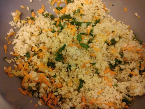 Photo: Sprouted Quinoa Salad