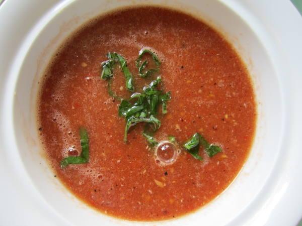 Photo: Tomato Garlic Soup