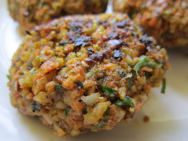 Photo: Veggie Patties